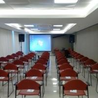 Palestra FIAT FCA. Som, Telão, Projetor, Mesa de Som. - Local Recife PE.