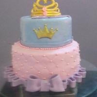 bolo de princesas