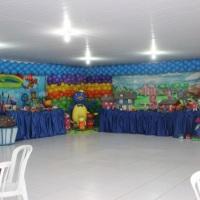 Sapeca Park buffet infantil
