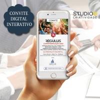 Convites corporativos personalizados