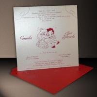 Convite de Casamento - Lilith