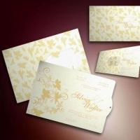 Convite de Casamento - Hera