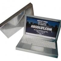 Convite Lançamento do site Absolut.com