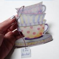 Convite Chá de Bebê, Chá de Panela, Chá de Lingerie
