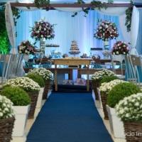 Os casamentos ganham um ar aconchegante no Cores.