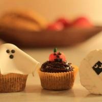 Cupcake Dia Das Bruxas
