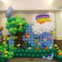 curso de balões
