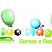 Balão Mágico cursos e decor