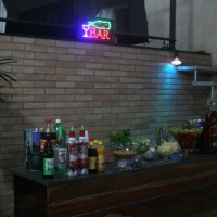 Open bar de caipirinha, caipiroska