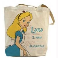 Ecobag Personalizada - Tema Alice