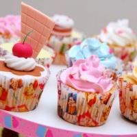 Cupcakes da Cris Parga