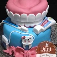 Bolo Dentista