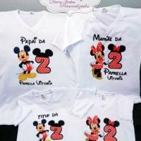 camisas personalizadas com tema ou com foto