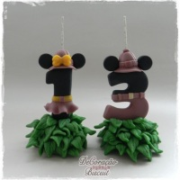 Vela - Safary Mickey ou Minnie? Consulte-nos! Whatsapp: (22) 99738-5316 *Liz