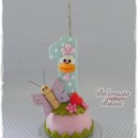 Vela Galinha Pintadinha Candy Colors Consulte-nos! Whatsapp: (22) 99738-5316 *Liz
