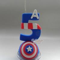 Capitão America! Consulte-nos! Whatsapp: (22) 99738-5316 *Liz