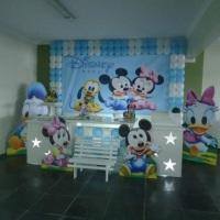 Decoração Clean Disney Baby