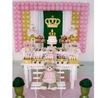 Ursinha realeza Cris festas Tel 9 9134-4625
