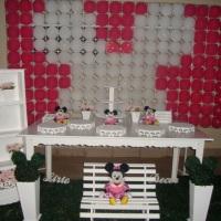 Decoração Minnie ! Faça sua reserva !(31) 3643-0201