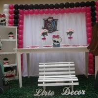 Decoração Monster High ! Faça sua reserva !(31) 3643-0201