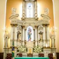 Decoração Cerimonia Religiosa