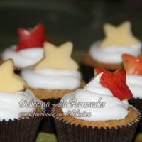 Cupcakes de Maçã