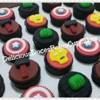 Mini-Cupcakes personalizados.