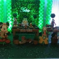Mickey no Safari