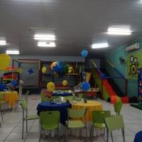 Fotos do salão