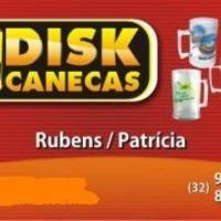 DISK CANECAS,PRESENTE NOS MELHORES EVENTOS!32-9111-0846