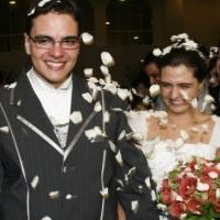 cerimonial efeitos na saída dos noivos