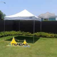 Tenda de 3x3 em evento particular. Acesse nosso site para mais fotos.