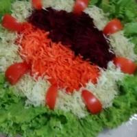 saladas variadas e coloridas para dar charme a sua mesa