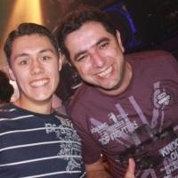 Dj Diogo e Dj Marcos Alves da Ipanema91.1