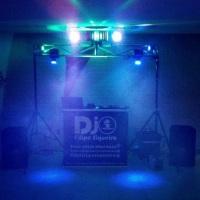 Balada completa, dj, som, iluminação e fumaça. Festa de 15 Anos, casamento, formatura e todos os tip
