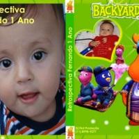 Capa dvd personalizada