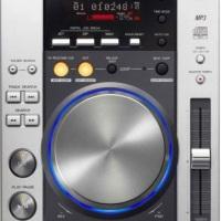 Aparelho profissional de DJ