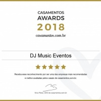 Prêmio Melhor Empresa de Animação de Eventos em 2018