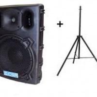 Pedestal de caixa de som