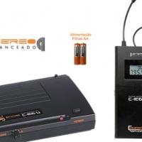 Compativel in ear monitor C-IE6-U Monitor pessoal com transmissão e recepção Stereo balanceada a+b