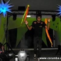 festa no Corumbaense