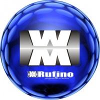"""Logo """"Rufino Projeto & Evento"""""""