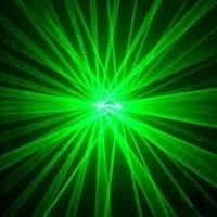 iluminação laser