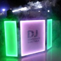 Super Cabine Led Exclusiva e Personalizada do DJ Serginho Santana