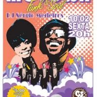O Som da Motown- Parceria Transamenrica Light