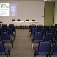 Som para palestras e auditórios