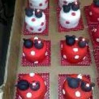 mini bolo da miney