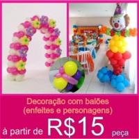 Promoção de Balões