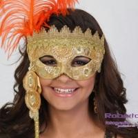 Festas 15 tema baile de máscara