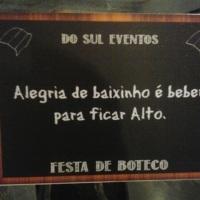 Festa de Boteco